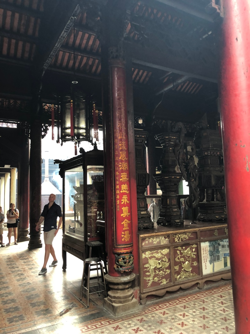 Ba Thien Hau temple