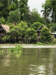 On the way to Cu Chi