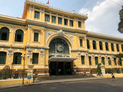 Saigon -Main Post Office