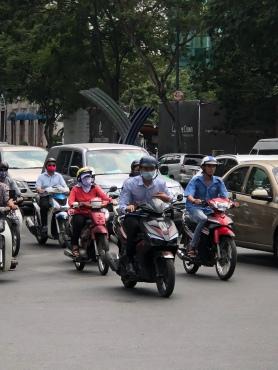 Saigon -District 1
