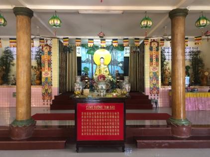 Temple Niet Ban tinh Xa