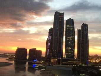 Etihad Towers