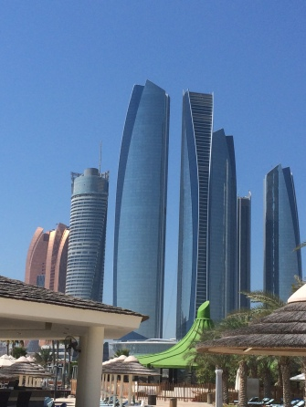 Etihad Towers