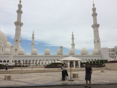 Sheikh Zayed Grand Mosque Centre