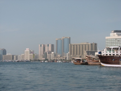 Dubai Creek 2005