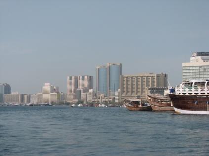 Dubai Creek 2005