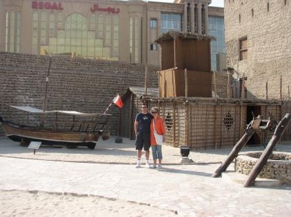 Dubai historic museum