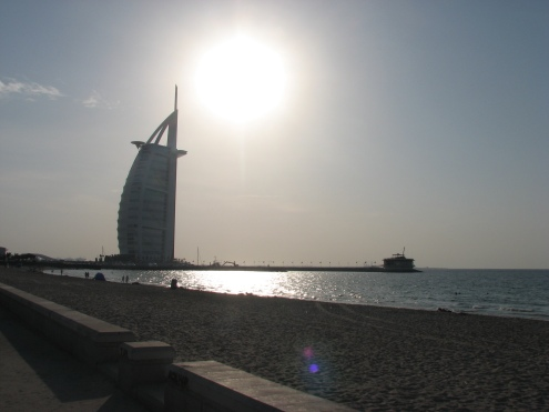 Jumeirah Beach - Burj Al Arab