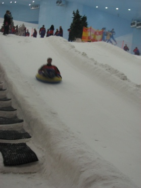 Mall of Emirates - Ski Park